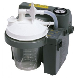 Vacu-Aid Portable Homecare Suction Unit