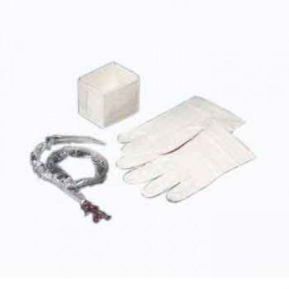 Tracheal Suction Cath N Sleeve Two Glove Kit