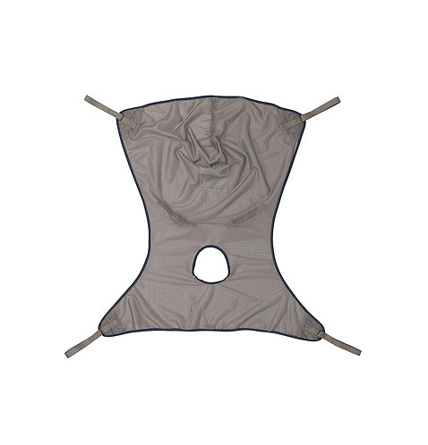 Invacare Premier Comfort Sling with Commode Opening for Patient Lifts