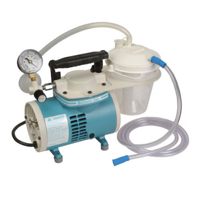 Schuco S430A Suction Aspirator w/ 800cc Canister, Tubing & Filter