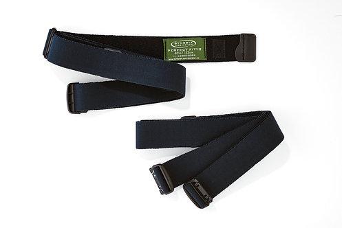 "Perfect Fit II Effort Belt Strap, XL, 60"" - 2 Pack"