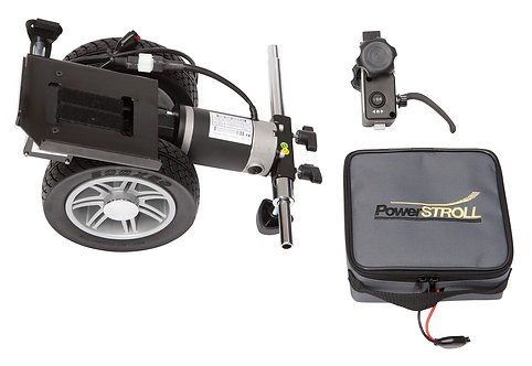 POWERSTROLL LTE POWER ASSIST DEVICE FOR WHEELCHAIRS