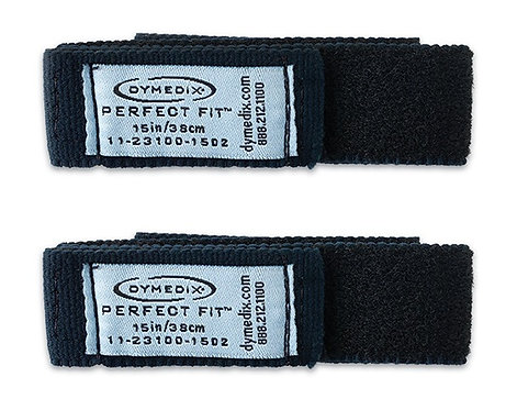 "Perfect Fit II Effort Belt 15"" Strap, Infant - 2 Pack"