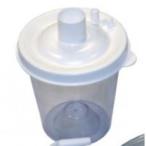 Suction Collection Canister - 12 Pk