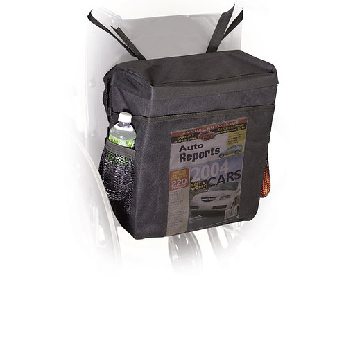 STANDARD WHEELCHAIR NYLON CARRY POUCH