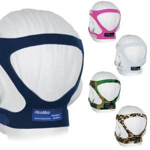 Universal Headgear ResMed Dark Blue - Medium