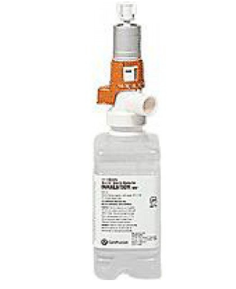 Prefilled Sterile Water Nebulizer Kit with Nebulizer Cap