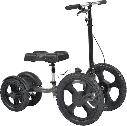 Drive Medical All Terrain Knee Walker/ Knee Scooter