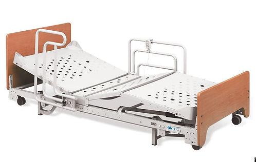 Invacare SC900DLX Series Adjustable Hospital Low Beds