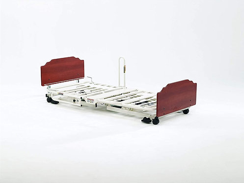 Invacare CS3 Bed, Amherst Style Bed Ends Baltimore Cherry IHCS3AMBCTSPD-QSP