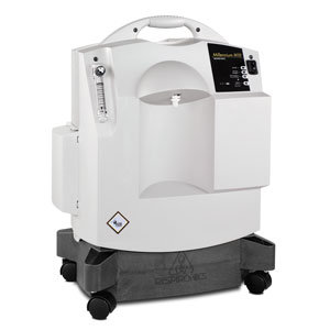 10 Millennium 10-Liter Oxygen Concentrator with OPI, UltraFill ready