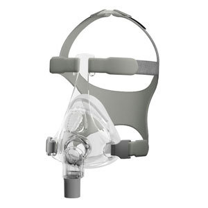 Simplus Full Face Mask with Headgear - Small