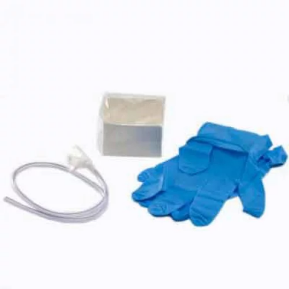 Suction Catheter - 14 French Mini Kit