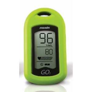 GO2 9570 Fingertip Pulse Oximeter, Green