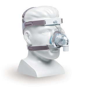 True Blue Nasal Mask - w/Headgear Large (USA)