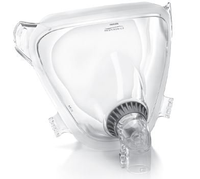 FitLife Full Face Mask without Headgear - Large