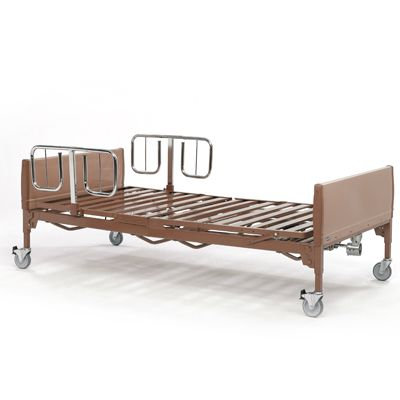 Invacare 600-Pound Bariatric Bed Package with 42 in. Mattress