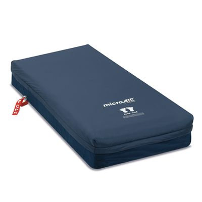 Invacare microAIR Lateral Rotation Mattress with Alternating Pressure