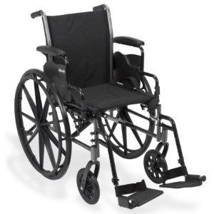 """M3 Wheelchair - 18' x16"""" Light Weight"""