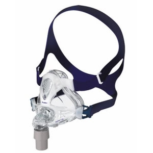 Mirage Quattro FX Full Face Mask - Large