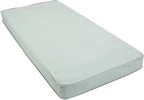 Drive Medical 15006EF Extra Firm Inner Spring Mattress, White
