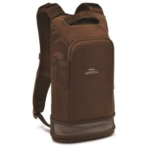 SimplyGo Mini System Backpack - Brown