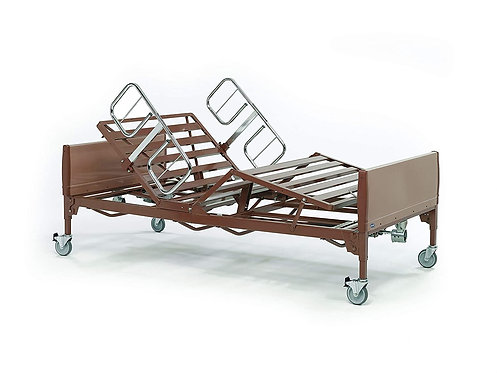 Invacare Bariatric Heavy-Duty Full Electric Bed - BAR600IVC