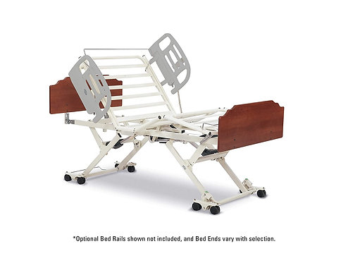 Invacare CS7 Bed, Amherst Style Bed Ends Baltimore Cherry IHCS7AMBCRLAS-QSP