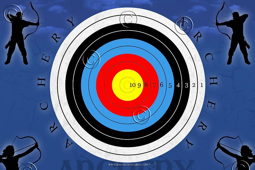 Archery 24x38