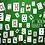 Thumbnail: Cracked Poker Darts 15 1/2 x 23 3/4