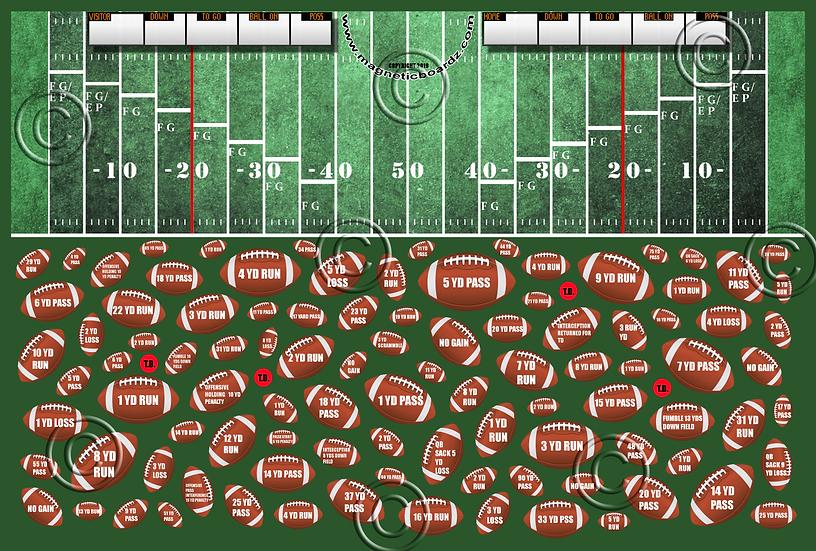 Football Darts 24x38
