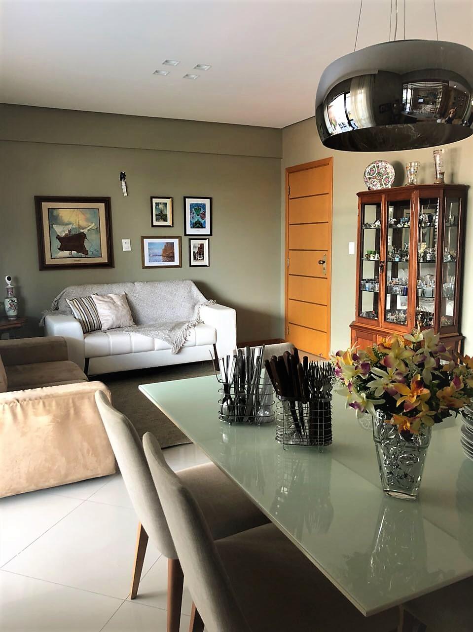 Sala sérgio - vista sofá