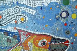 Detalhe do Mosaico