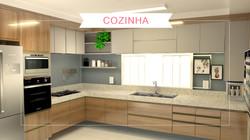 COZINHA 1-100