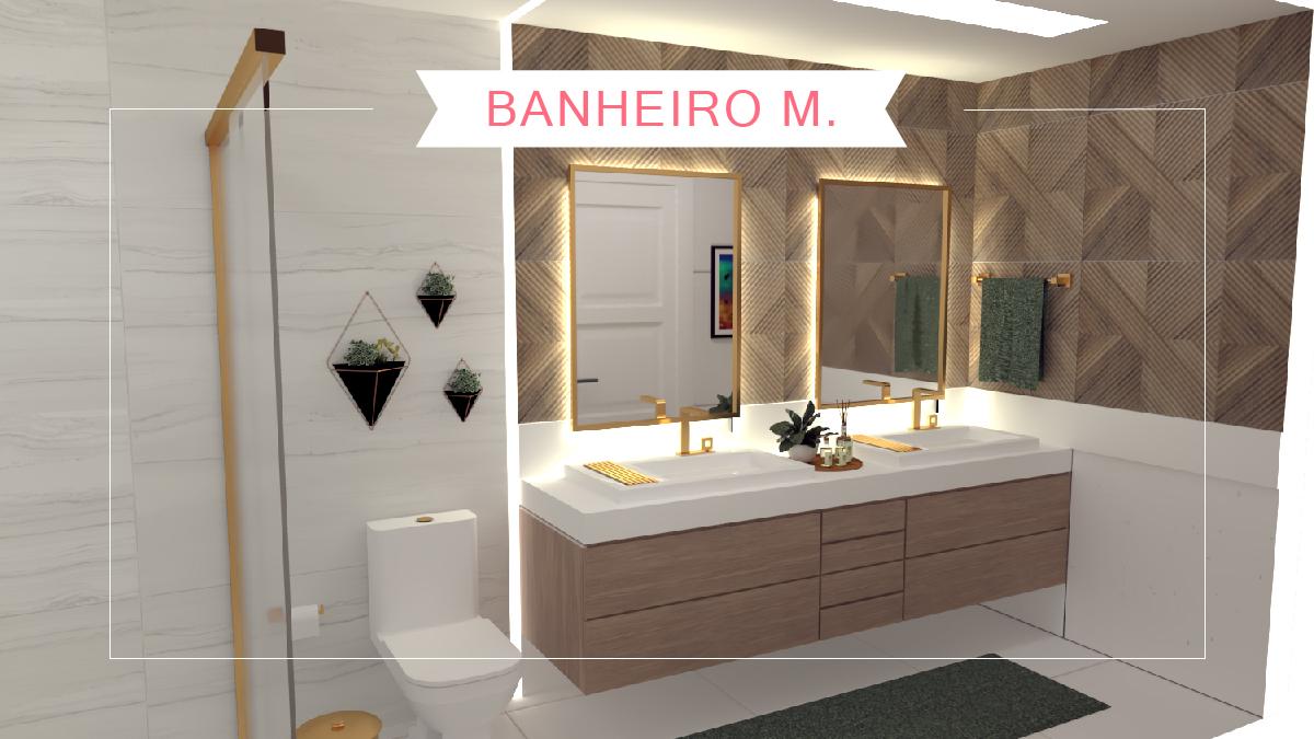 Banheiro Master-100