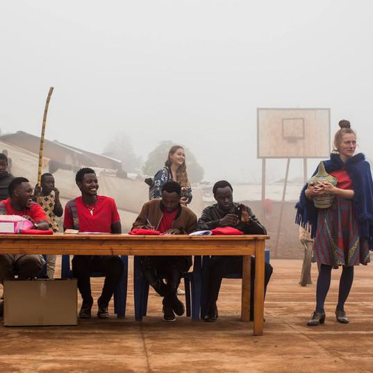 Gihembe Refugee Camp