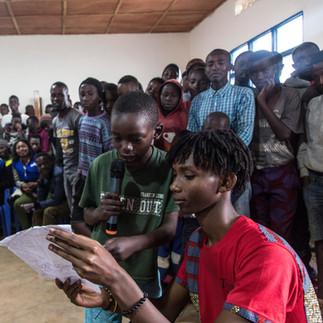 Gihembe Refugee Camp (© Abdoul Mujyambere)