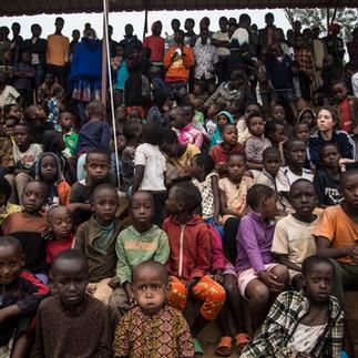 Gihembe Refugee Camp (© Jacques Nkinzingabo)