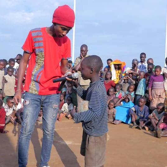Mahama Refugee Camp (© Transpoesis)