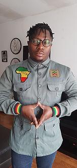 Feling Capela - Poet - Mozambique - PLA