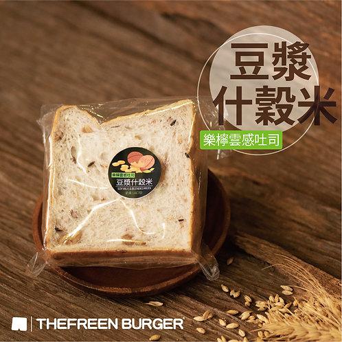 豆漿什穀米雲感吐司(1入 / 2 片)