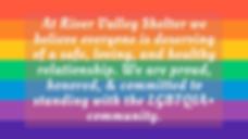 Copy of Rainbow Stripes Gay Rights Socia