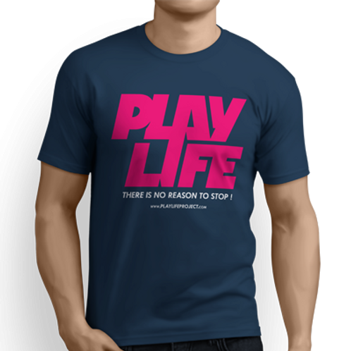 Play Life | Official T-Shirt