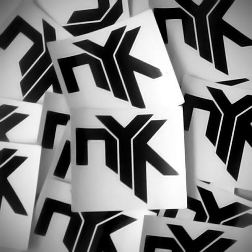 DJ NYK Official Sticker Set