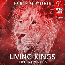 DJ NYK - Living Kings (Remixes)