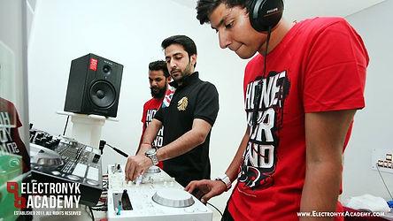 DJ NYK's Electronyk Academy