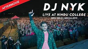 Electornyk Show Hindu college 2019.jpg