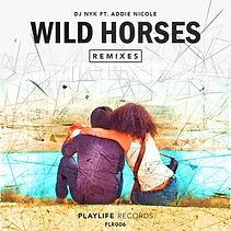 DJ NYK - Wild Horses (Remixes)