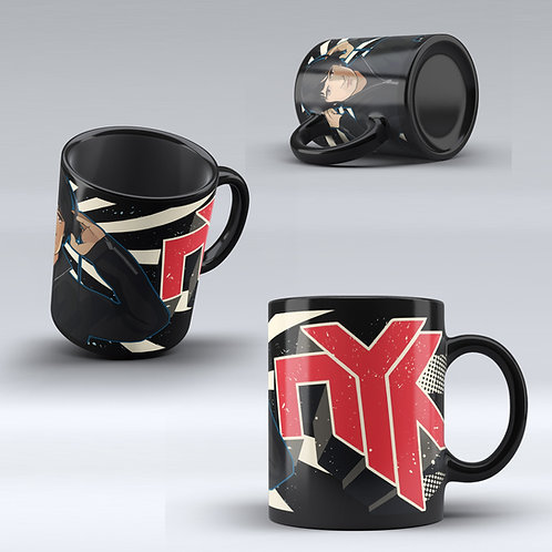 Limited Edition NYK Mug