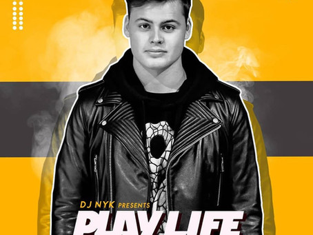 Play Life Podcast 027 features a Guest Mix by Mike Williams